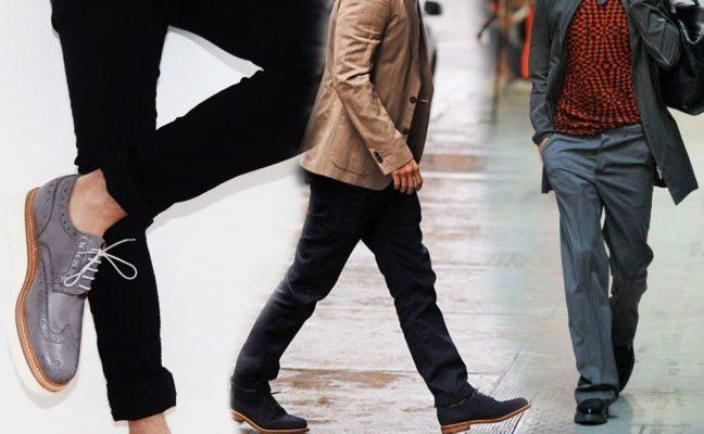 Ayakkabı alışverişinde erkekler daha çılgın!
