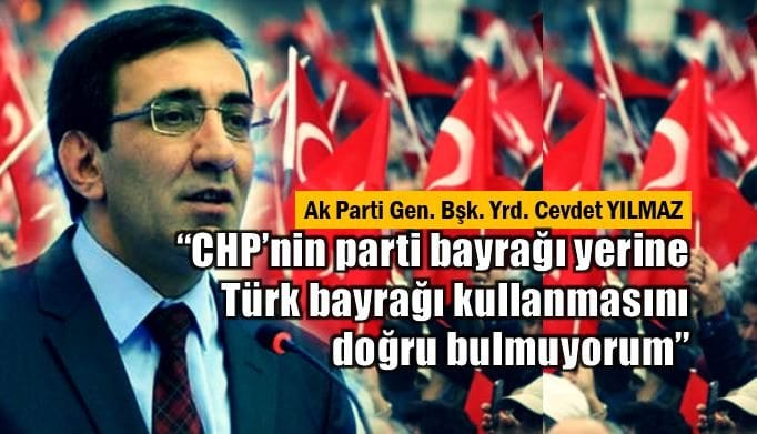 Cevdet Yılmaz Ak Parti'nin referandum kampanyasını açıkladı
