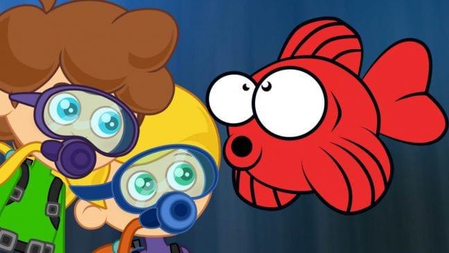 Çizgi film kahramanlarıyla çocuklara balığı sevdirecekler