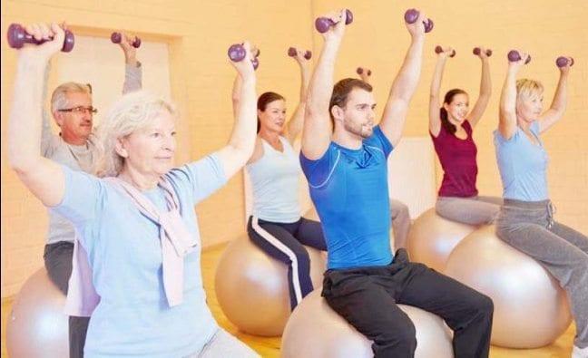 Düzenli egzersizle bunamanın önüne geçilebilir