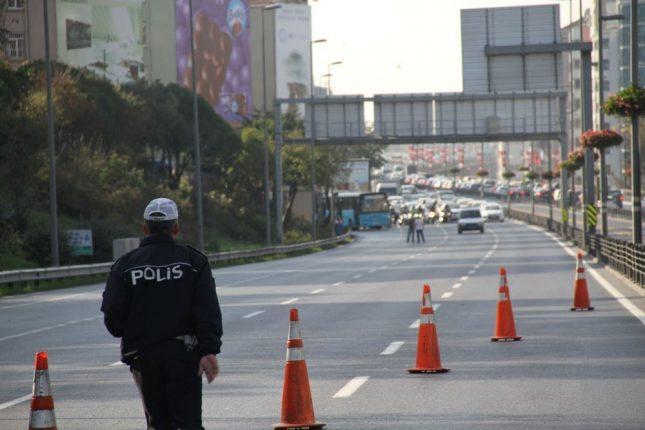 İstanbul'da ek şerit kargaşası