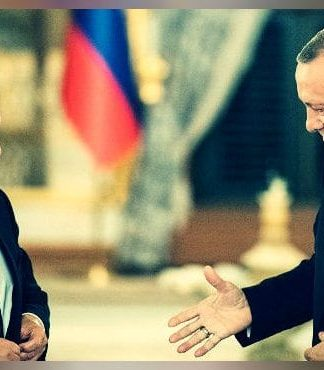 Putin ve Erdoğan CIA Başkanı Mike Pompeo'nun Rakka'da operasyona yeşil ışık yakılması ile Rusya'nın kazaen Türk askerini vurması tesadüf mü?