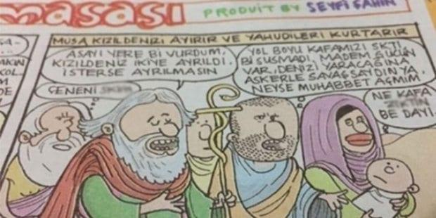 gırgır dergisini kapattıran musa karikatürü