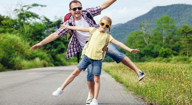 İdeal baba olmanın 10 kuralı!
