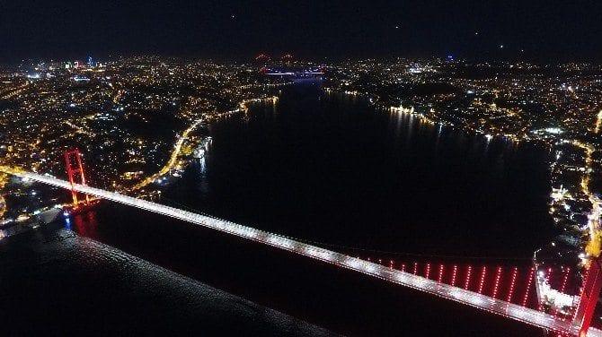 istanbul deprem köprüler