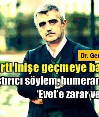 Eski Mazlumder Başkanı: AK Parti inişe geçmeye başladı