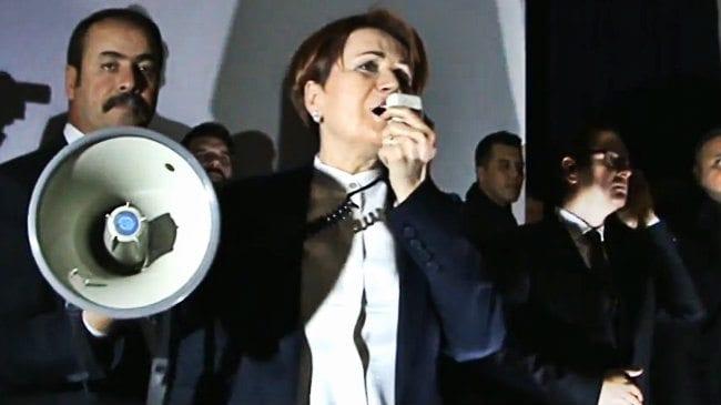 meral akşener erdoğan referandum başkanlık anayasa çanakkale