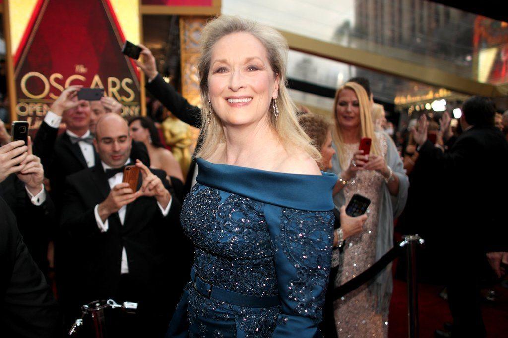 Meryl Streep'ten rekor oscar 2017 akademi ödülleri academy awards oscars 20th nominee