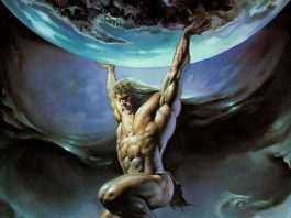Dertleri sırtlayan adam: Odysseia'nın Atlas'ı