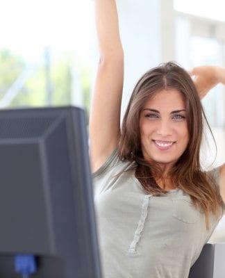 Ofiste yapacağınız egzersizler ile ortopedik sorunlardan kurtulun!