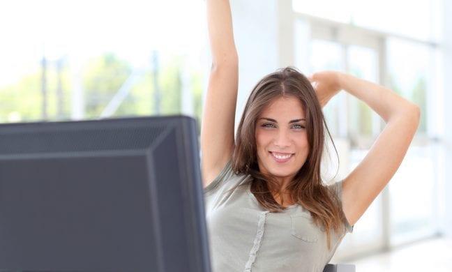 Ofiste yapacağınız egzersizlerle ortopedik sorunlardan kurtulun!