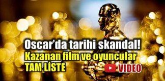 Oscar ödüllerinde en iyi film skandalı: Hangi filmler kazandı?