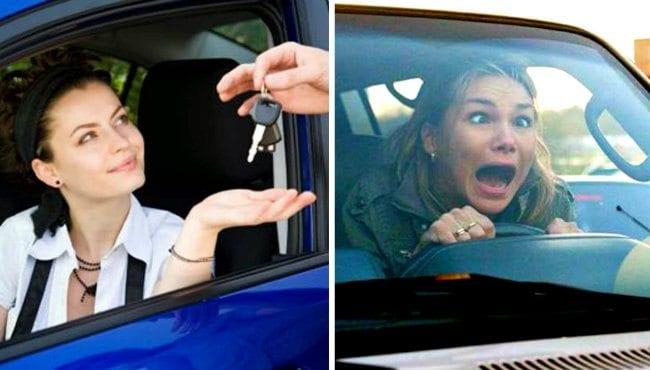 Otomobil kullanma becerisi: Cinsiyet kimliği ve eşitlik meselesi kadınlar erkekler