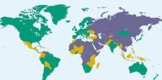 Freedom House'un Özgürlükler Raporuna göre Türkiye kaçıncı sırada?