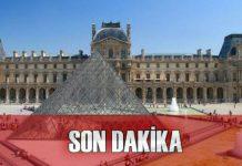 Paris Louvre Müzesi'ne saldırı girişimi