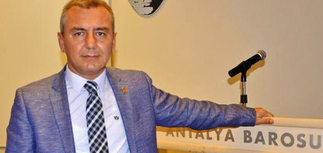 Antalya Baro Başkanı Polat Balkan
