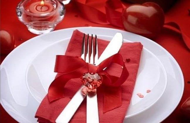 Sevgililer Günü için özel yemek tarifleri