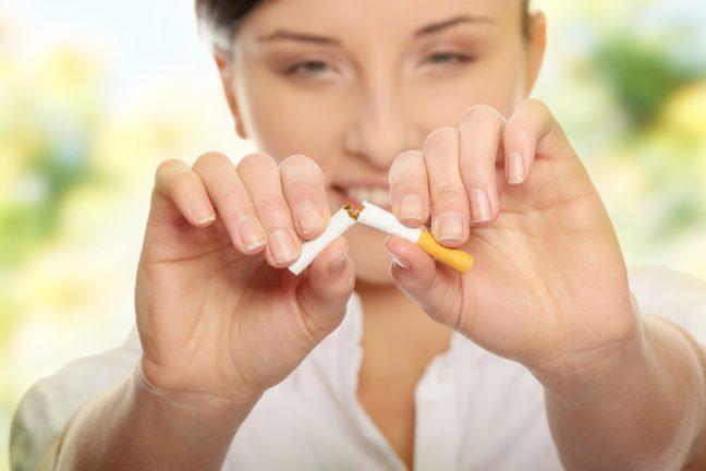 Sigarayı bırakın hayatınızdan çalmayın!
