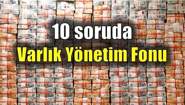 türkiye varlık yönetim fonu nedir