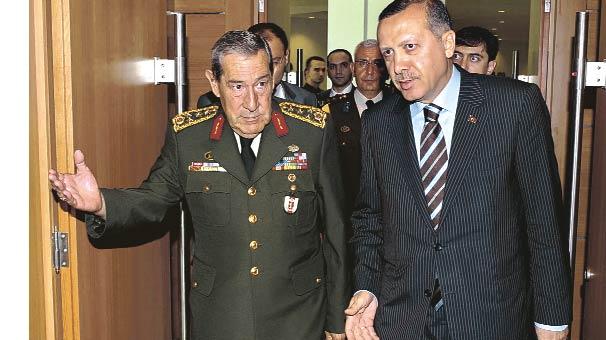 yaşar büyükanıt erdoğan dolmabahçe görüşmesi