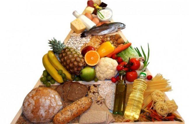 Yeni beslenme piramidi: En önemli besinler hangileri?