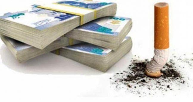 Yılda üç Çanakkale Köprüsü parasını sigaraya harcıyoruz