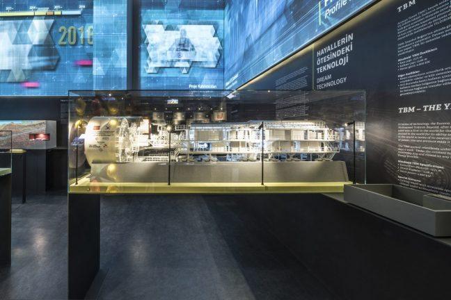 Avrasya Tüneli Müzesi