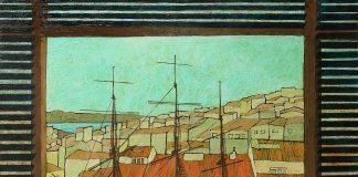 Muhsin Kut'un retrospektif sergisi: Bir seyyahın resimli güncesi