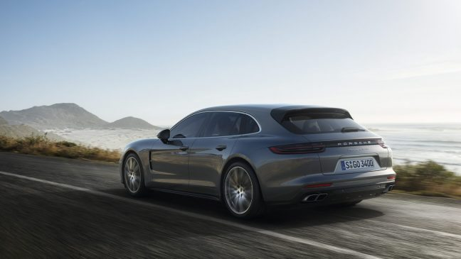 Porsche Sport Tourismo