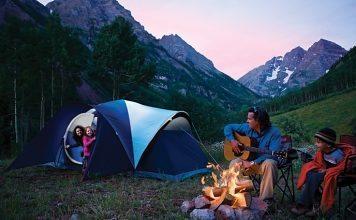 Kamp tutkunları için 6 harika kamp alanı