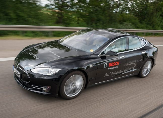 Bosch: Yapay zeka ile otomobillere öğrenmeyi öğretiyor!