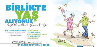 """Kadıköy Belediyesi """"Yaşlılar Haftası"""" nedeniyle etkinlikler düzenliyor!"""