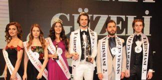 """1.Sinema Güzeli Yarışması: Sinemanın yeni """"Kral"""" ve """"Kraliçesi"""" seçildi!"""