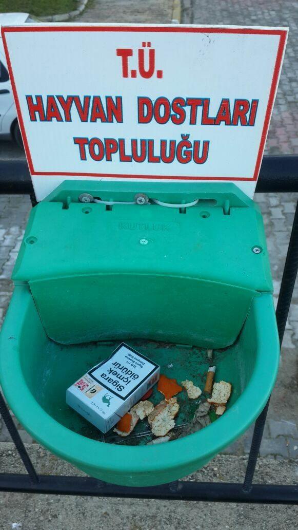 Trakya Üniversitesi Hayvan Dostları Topluluğu