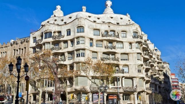 Costa Brava, İspanya'daki Katalan sahil şeridive Barselona