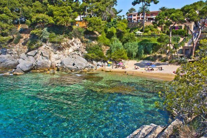 Costa Brava: İspanya'daki Katalan sahil şeridive Barselona
