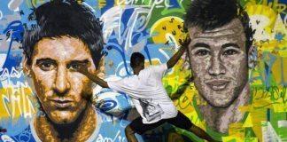 Futbolistas: Futbol ve Latin Amerika