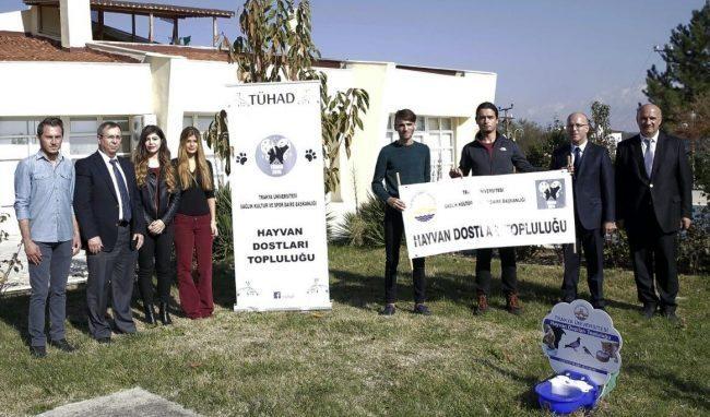 Trakya Üniversitesi Tarih Bölümü son sınıf öğrencisi ve Hayvan Dostları Topluluğu Başkanı Aslı Sümeyye Demirel ile hayvan hakları üzerine bir röportaj