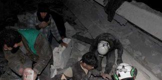 ABD Halep'te cami bombaladığını inkar etmedi