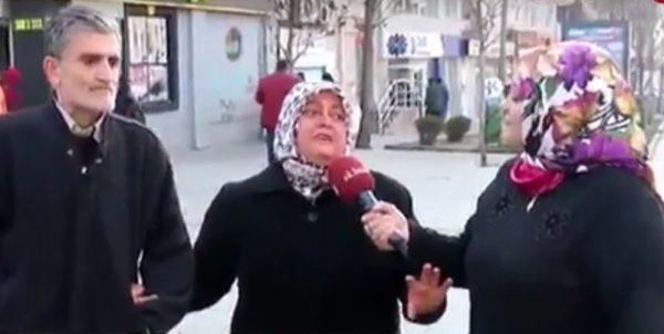 ağlayarak hayır diyen teyze ak parti erdoğan fetö