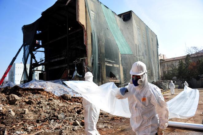 Asbest veya asbestos nedir? Zararları neler?