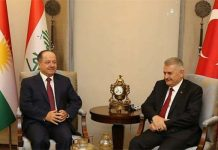 Kürdistan bayrağı yakıştı mı hiç?