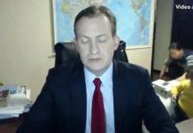 canlı yayın kazası bbc robert kelly