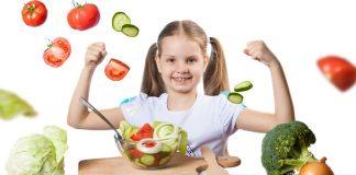 Çocuklarda doğru beslenme için dikkat edilmesi gereken 10 kural