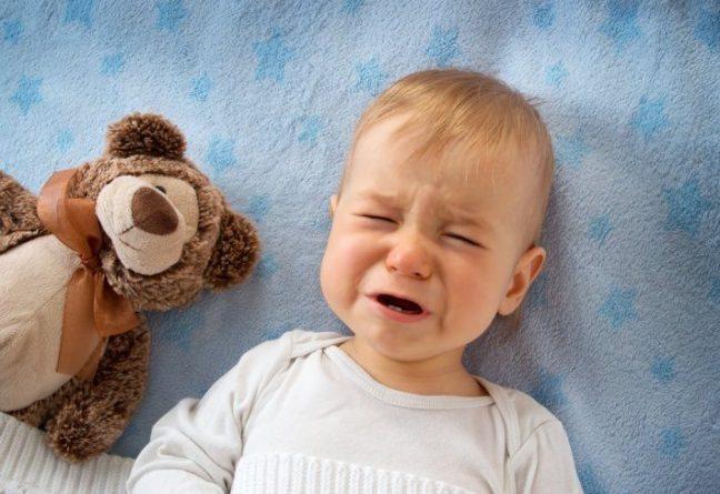 Çocuklarda uyku sorunu