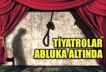 Dünya Tiyatro Günü: Tiyatrolar abluka altında!