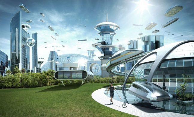 Genç fütürüstler 'Gelecek Günü'nde: 'Geleceğin Geleceği'ni tartıştı