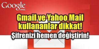 1 milyon Google ve Yahoo hesabı satışa çıktı!