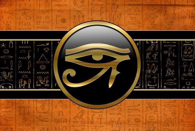 horus'un gözü efsanesi antik mısır thoth isis osiris