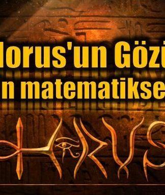Horus'un Gözü'nün ardındaki derin matematiksel sır